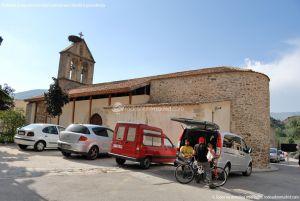 Foto Iglesia de San Bartolomé de Navalafuente 15