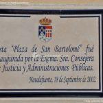 Foto Plaza de San Bartolomé 2