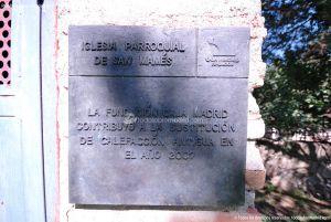 Foto Iglesia de San Mamés 47