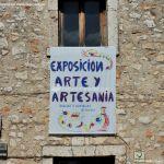 Foto Exposición de Arte y Artesanía 1