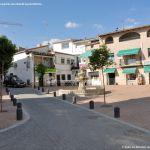 Foto Plaza de la Constitución de Orusco 2
