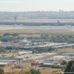 Foto Aeropuerto Madrid-Barajas desde Paracuellos de Jarama 17