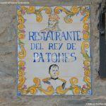 Foto Restaurantes en Patones 9