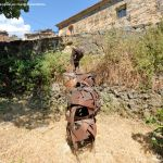 Foto Escultura en Patones de Arriba 3
