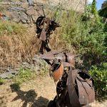 Foto Escultura en Patones de Arriba 5