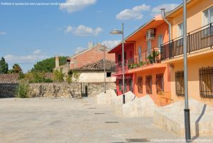Foto Plaza de la Constitución de Patones de Abajo 1
