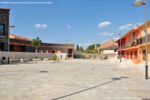 Foto Plaza de la Constitución de Patones de Abajo 2