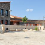 Foto Plaza de la Constitución de Patones de Abajo 3