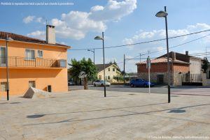 Foto Plaza de la Constitución de Patones de Abajo 8
