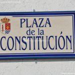 Foto Plaza de la Constitución de Pinilla del Valle 1