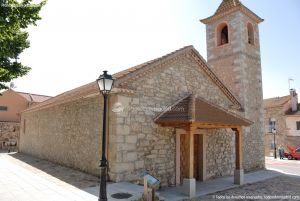 Foto Iglesia de Nuestra Señora de la Paz de Gandullas 9