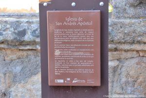 Foto Iglesia de San Andrés Apostol de Serrada de la Fuente 3