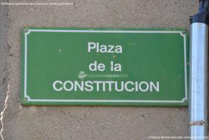 Foto Plaza de la Constitución de Serrada de la Fuente 3