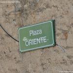 Foto Plaza de Oriente de Manjiron 1