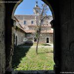 Foto Claustro Monasterio El Paular 8