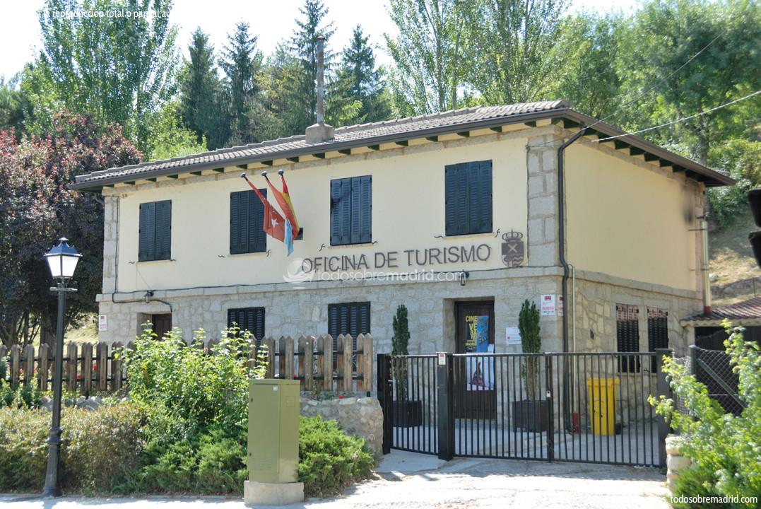 Foto oficina de turismo en rascafr a 1 for Oficina de turismo de portugal en madrid