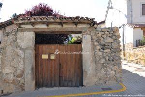 Foto Antigua Casa de Postas en Rascafría 2
