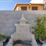 Foto Fuente Plaza de la Villa en Rascafría 3