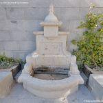 Foto Fuente Plaza de la Villa en Rascafría 4