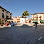 Foto Plaza de España de Rascafría 1