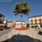 Foto Plaza de España de Rascafría 2