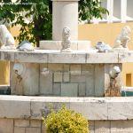 Foto Fuente Plaza del Caudillo de Ribatejada 2