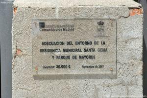 Foto Parque de Mayores en Robledillo de la Jara 1