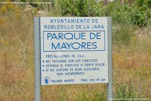 Foto Parque de Mayores en Robledillo de la Jara 2
