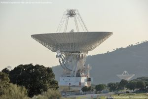 Foto NASA Base de Seguimiento Aeroespacial 3