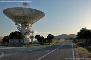 Foto NASA Base de Seguimiento Aeroespacial 14