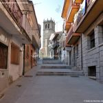Foto Calle de la Iglesia de Robledo de Chavela 1