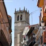 Foto Calle de la Iglesia de Robledo de Chavela 2