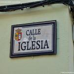Foto Calle de la Iglesia de Robledo de Chavela 12