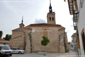 Foto Iglesia de la Natividad de Nuestra Señora de San Martín de la Vega 1