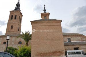 Foto Iglesia de la Natividad de Nuestra Señora de San Martín de la Vega 7