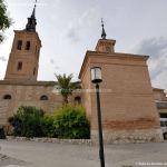 Foto Iglesia de la Natividad de Nuestra Señora de San Martín de la Vega 9