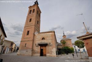 Foto Iglesia de la Natividad de Nuestra Señora de San Martín de la Vega 11