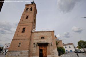 Foto Iglesia de la Natividad de Nuestra Señora de San Martín de la Vega 13