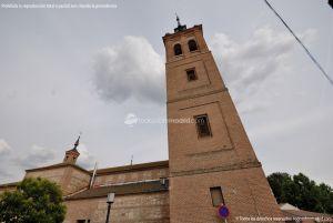Foto Iglesia de la Natividad de Nuestra Señora de San Martín de la Vega 17
