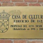 Foto Casa de la Cultura de Los Santos de la Humosa 3