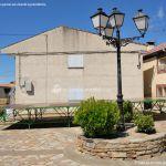 Foto Plaza de la Iglesia de La Serna del Monte 6