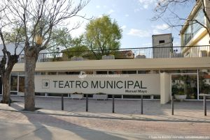 Foto Teatro Municipal Manuel Mayo 5