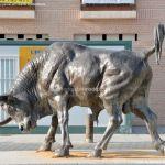 Foto Escultura El Toro 2