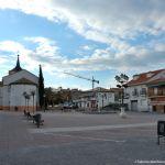 Foto Plaza de España de Sevilla la Nueva 3