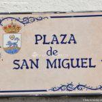 Foto Plaza de San Miguel de Talamanca de Jarama 1