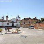 Foto Plaza de San Miguel de Talamanca de Jarama 5