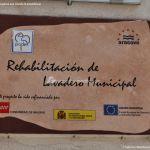 Foto Lavadero Municipal en Tielmes 1