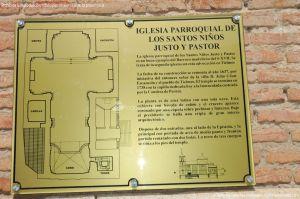 Foto Iglesia de los Santos Niños Justo y Pastor 3