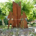 Foto Escultura San Isidro Labrador 3