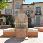 Foto Fuente Plaza de Montalbán 3